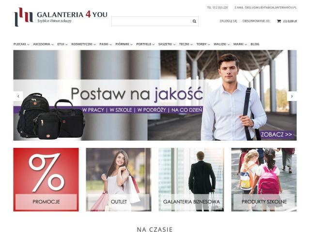 Galanteria4you  • Torba na laptopa Davidts
